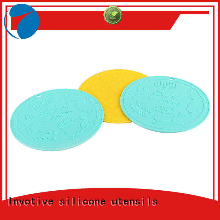 Invotive Brand promotional silicone mat silicone factory