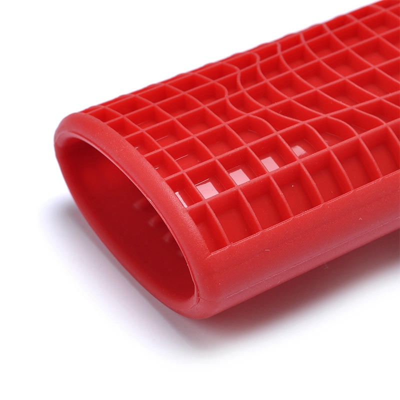 Non-Slip Heat Resistant silicone cookware handle holder Sleeve Grip Handle Cover