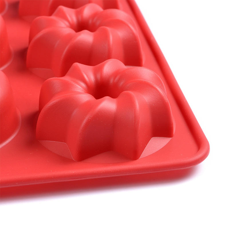 DIY Chocolate Mold Cookies Cake Decorating Biscuit Mold