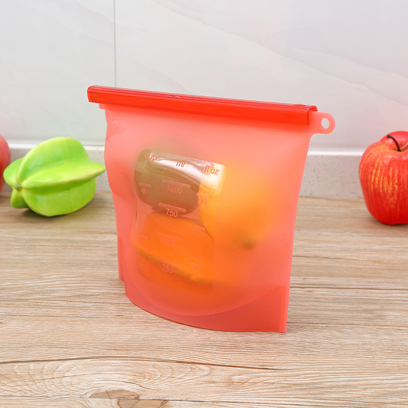 Best silicone food storage bag OEM ODM manufacturers for importer-4