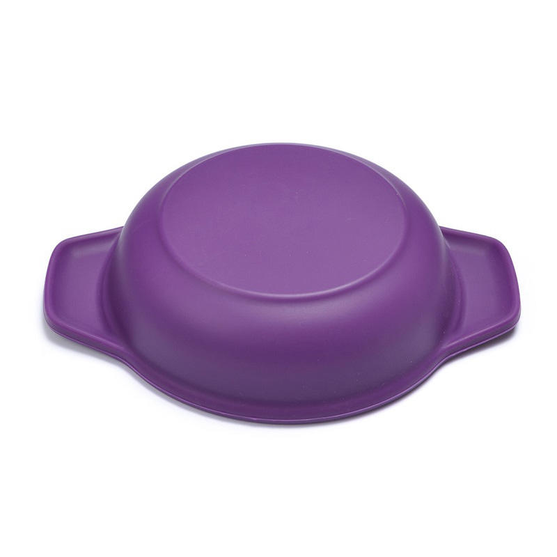collapsible foldable feeder Invotive Brand silicone cake pans manufacture