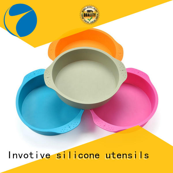 cookies Custom stick silicone pan glass Invotive