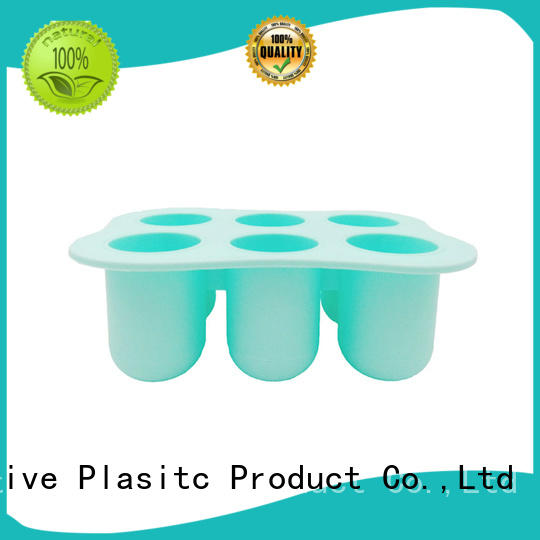 baby Custom abs logo silicone cookware Invotive cone