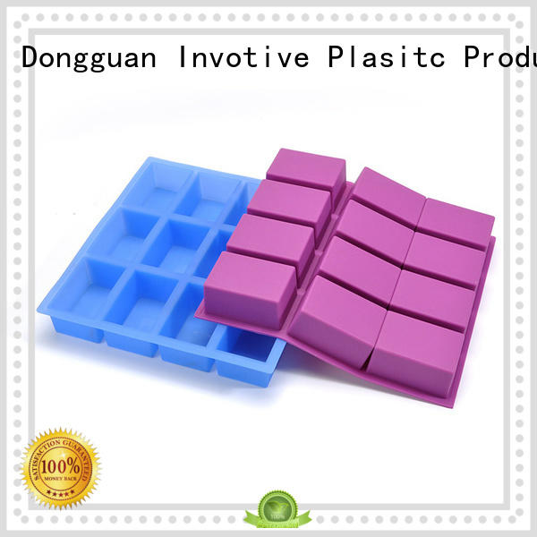 Quality Invotive Brand best silicone cooking utensils rectangular