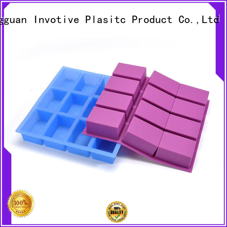 shape logo soap Invotive Brand best silicone cooking utensils manufacture