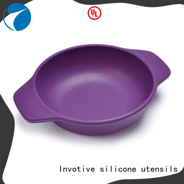 flexible silicone pet bowl manufacturer for sale Invotive