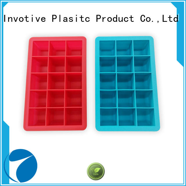 Invotive Brand abs ball custom silicone ice cube tray