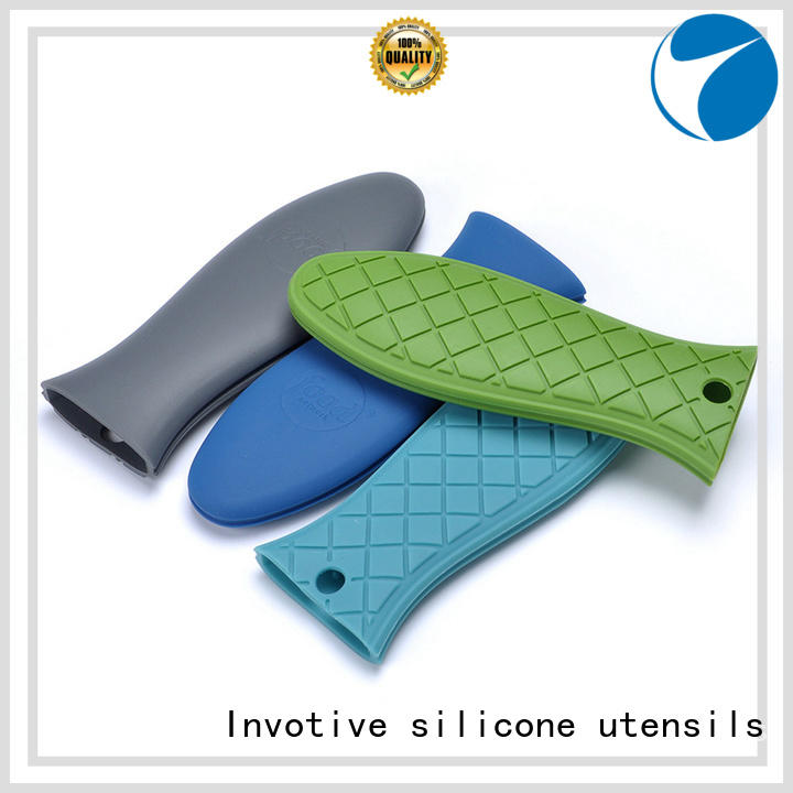 Invotive silicone handle holder for sale for oven