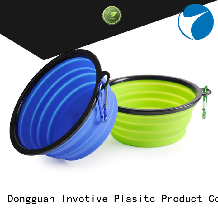 Invotive silicone pet bowl exporter for medical applications