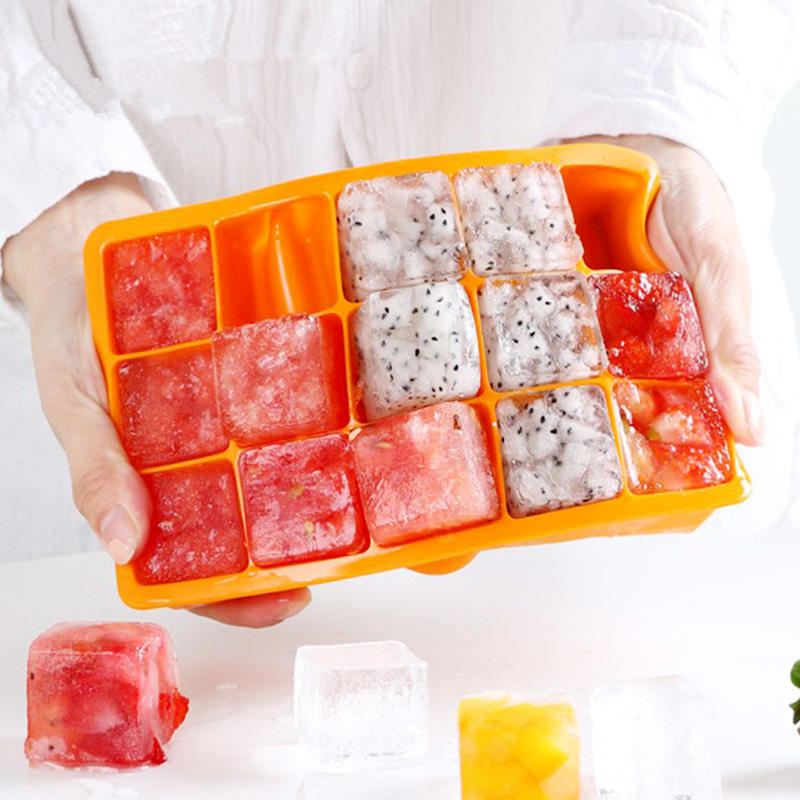 Invotive easy silicone ice trays for business for children-2
