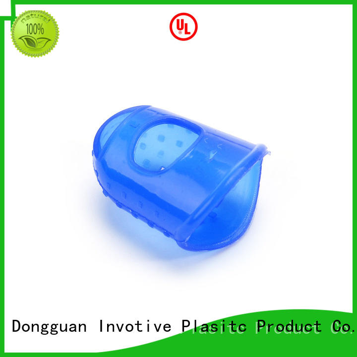silicone pastry molds antislip finger Invotive Brand company