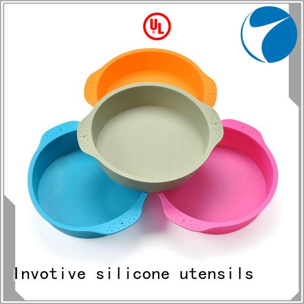 silicone muffin pan pan grade silicone Invotive Brand