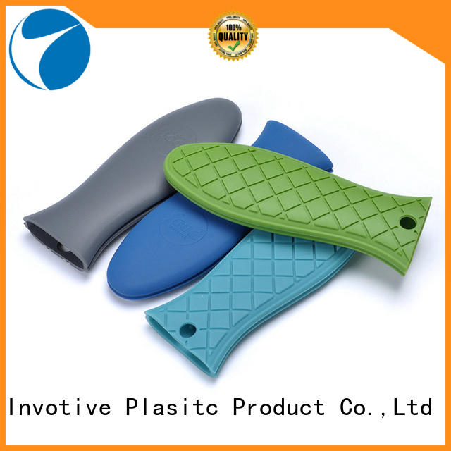 silicone handle cover durable in use for freezer Invotive
