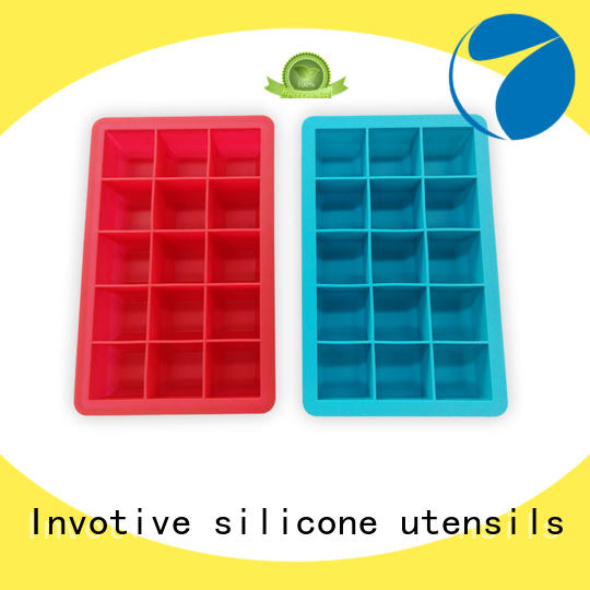 Invotive easy silicone ice trays for business for children