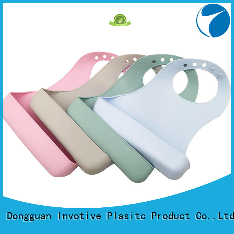 Wholesale baby silicone spatula set Invotive Brand