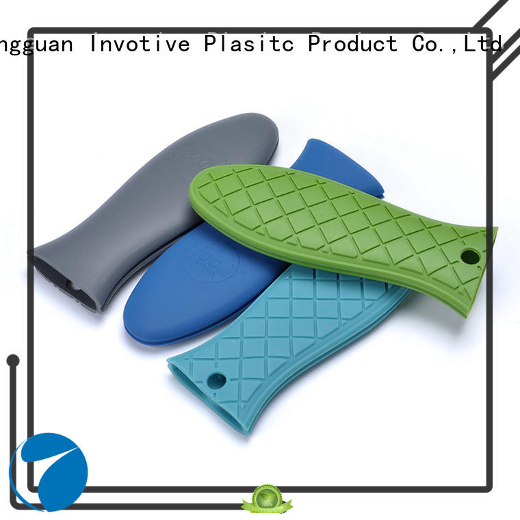 Invotive durable in use silicone handle holder manufacturers for microwave