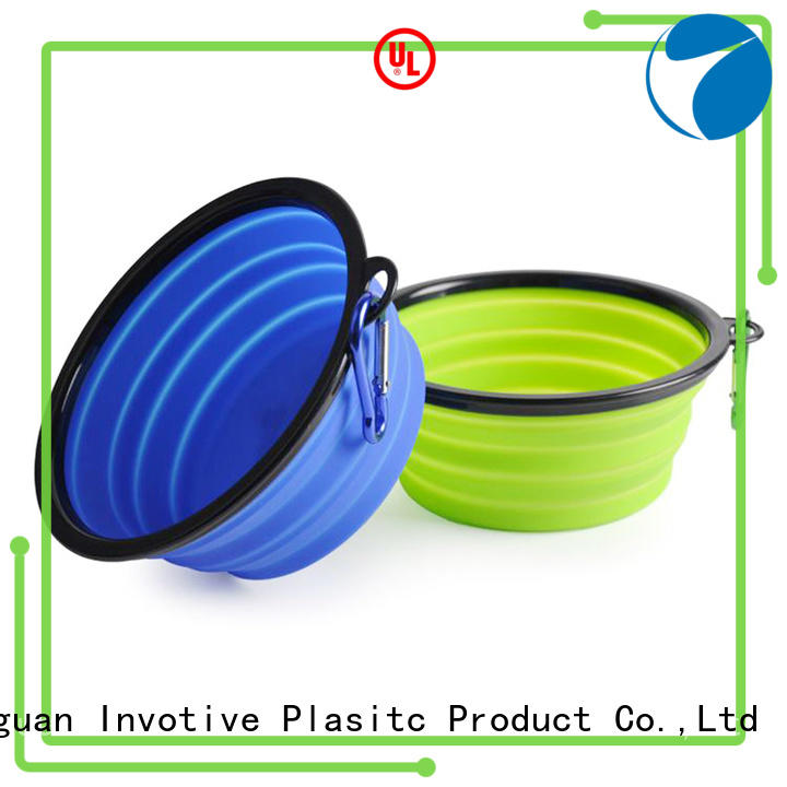 Best collapsible dog bowl China manufacturers for precision sealing