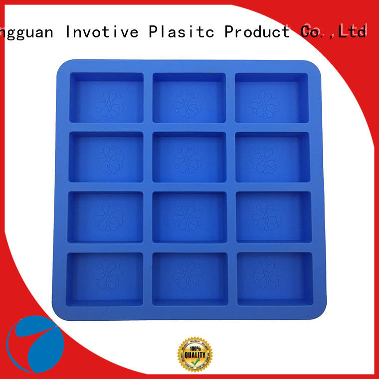 Invotive non-toxic silicone mould making trendy designs for children