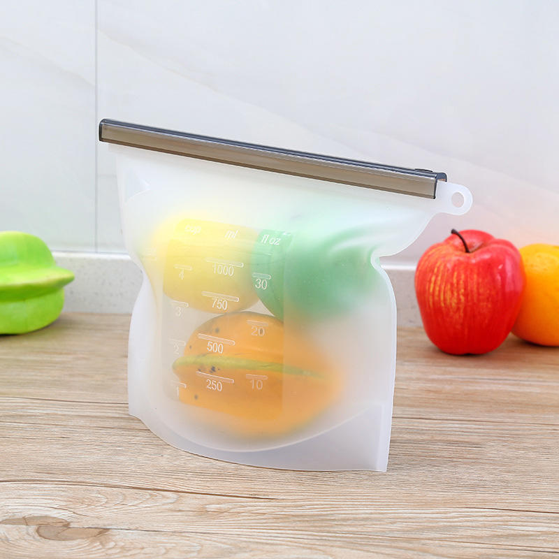 Best silicone food storage bag OEM ODM manufacturers for importer-2