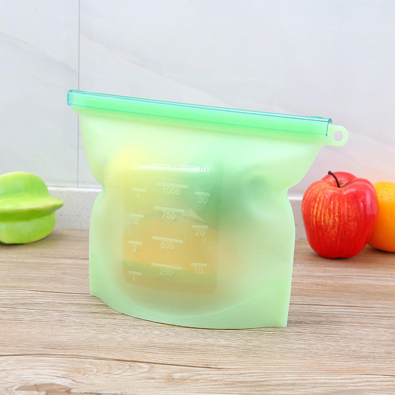 Best silicone food storage bag OEM ODM manufacturers for importer-1