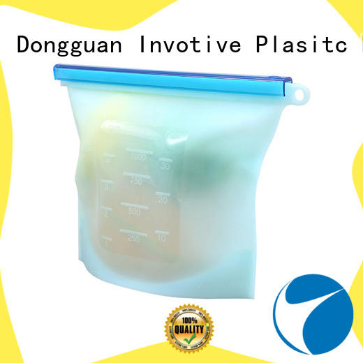 silicone sous vide bags OEM ODM for overseas market Invotive