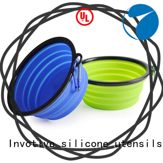 Invotive China collapsible bowls factory for sale