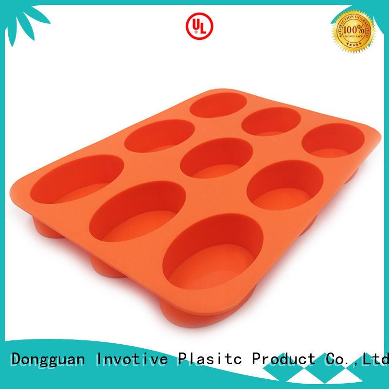 best silicone cooking utensils mold shape Bulk Buy logo Invotive