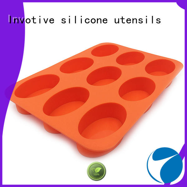 Invotive eco-friendly silicone mold making supplies trendy designs for daily necessities