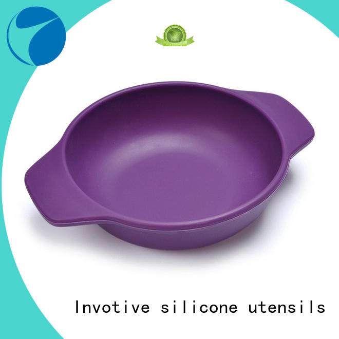 Invotive China silicone folding bowl manufacturer for medical applications