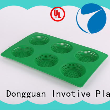 Invotive hot selling silicone baking tray company for toddler