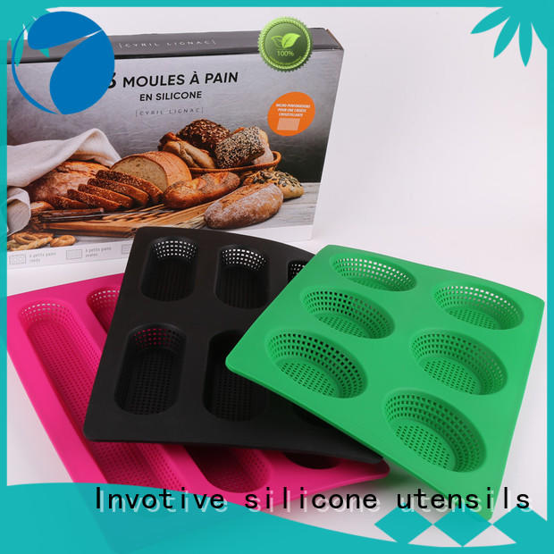 Invotive new style silicone baking sheet hot selling for toddler