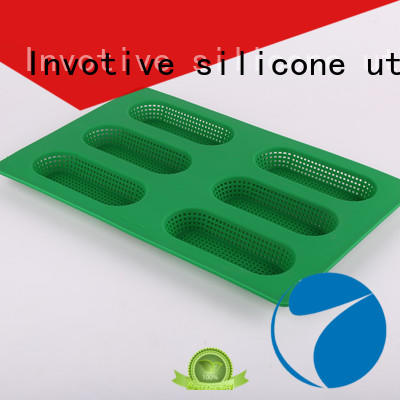 Invotive hot selling silicone baking tray suppliers for trade partner