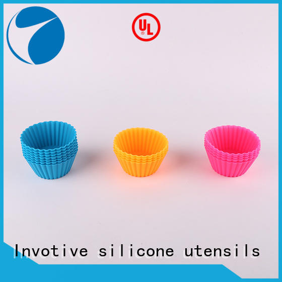 Invotive Custom silicone bakeware manufacturers for sale