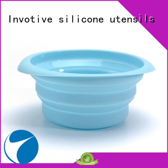 Invotive New silicone bowl factory for medical applications