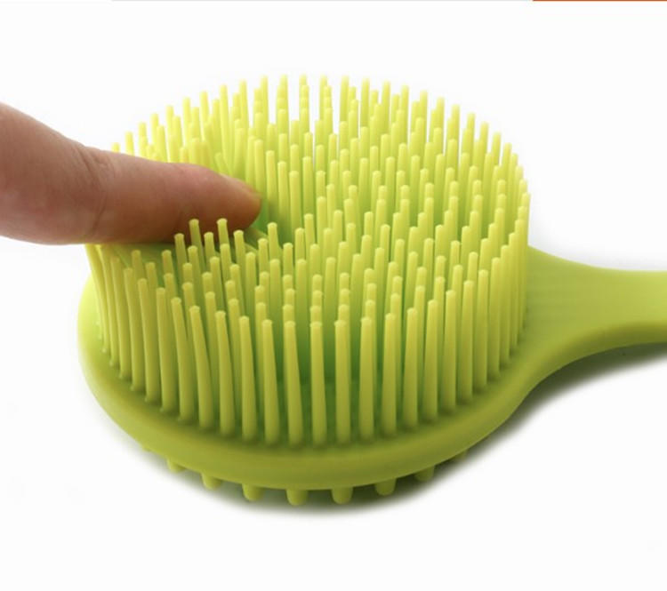 Invotive massage silicone brush company for global market-3