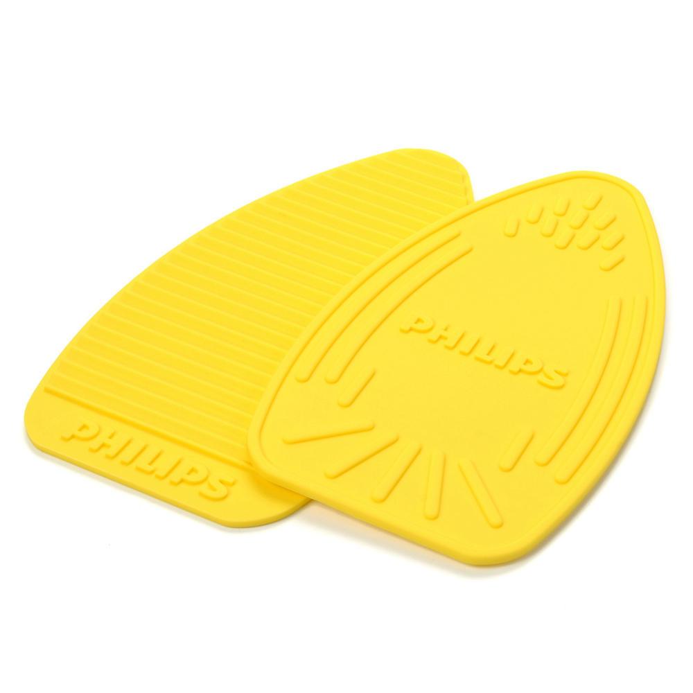 Anti-Slip Waterproof Silicone Iron mat flatiron cushion sadiron pad electric iron mat