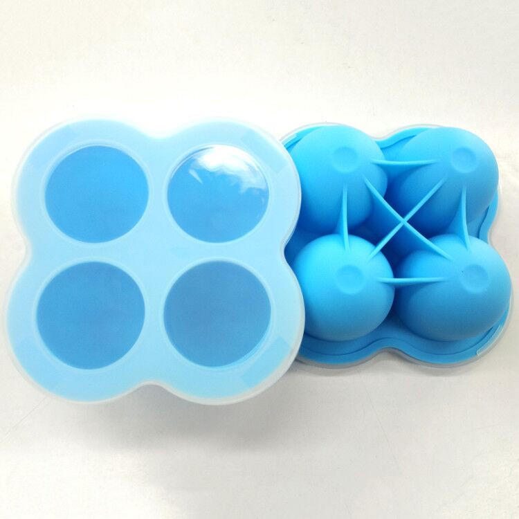 BPA Free  Baby Food Freezer Storage Containers  Milk Ice Cream Tray