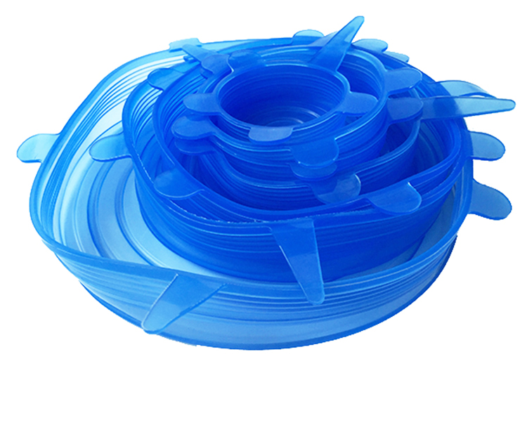 Silicone  Seal Covers Stretch Lids Dish Covers
