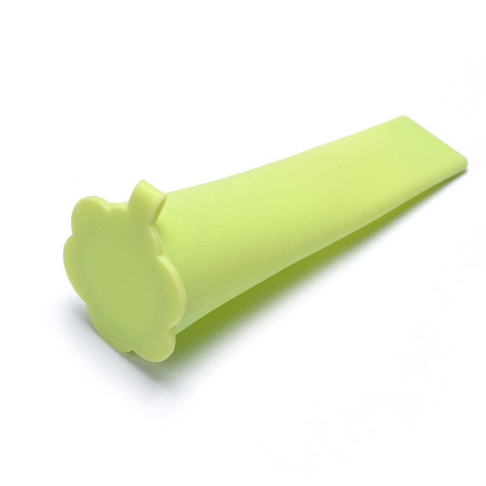 Promotional cheap Food grade BPA free silicone ice pop moulds ice popsicle ice cream mold