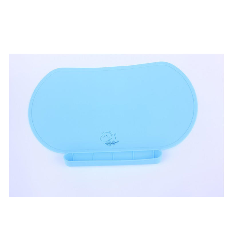 Hot Sale FDA/LFGB Approved Silicone Placemat For Kid