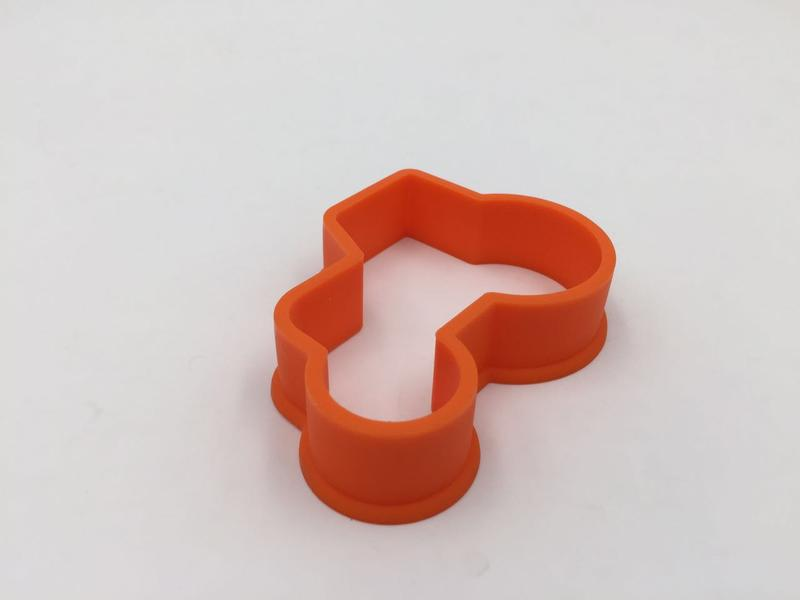 Sedex Audit tractor shape silicone egg tray egg ring cake mold