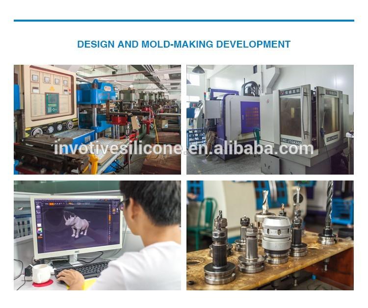 Invotive anti-Slip silicone coaster manufacturers for global market-5