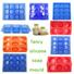 Invotive eco-friendly rectangle silicone mold best quality for toddlers