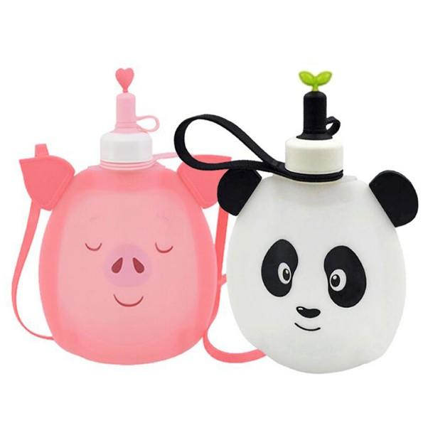 silicone bag silicone kettle silicone bottle children travel cup