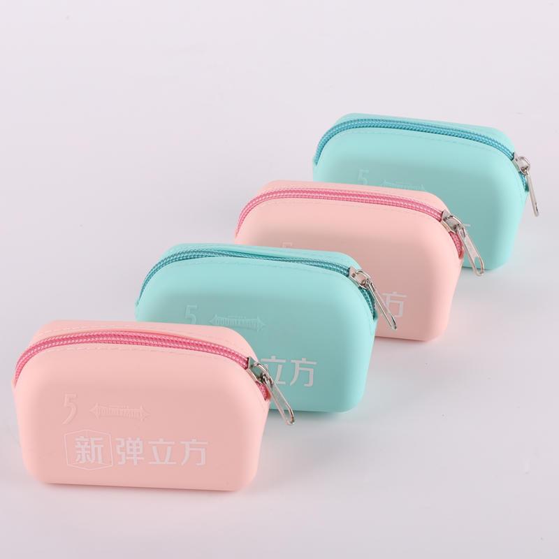 Silicone purse  coin bag  silicone moneybag