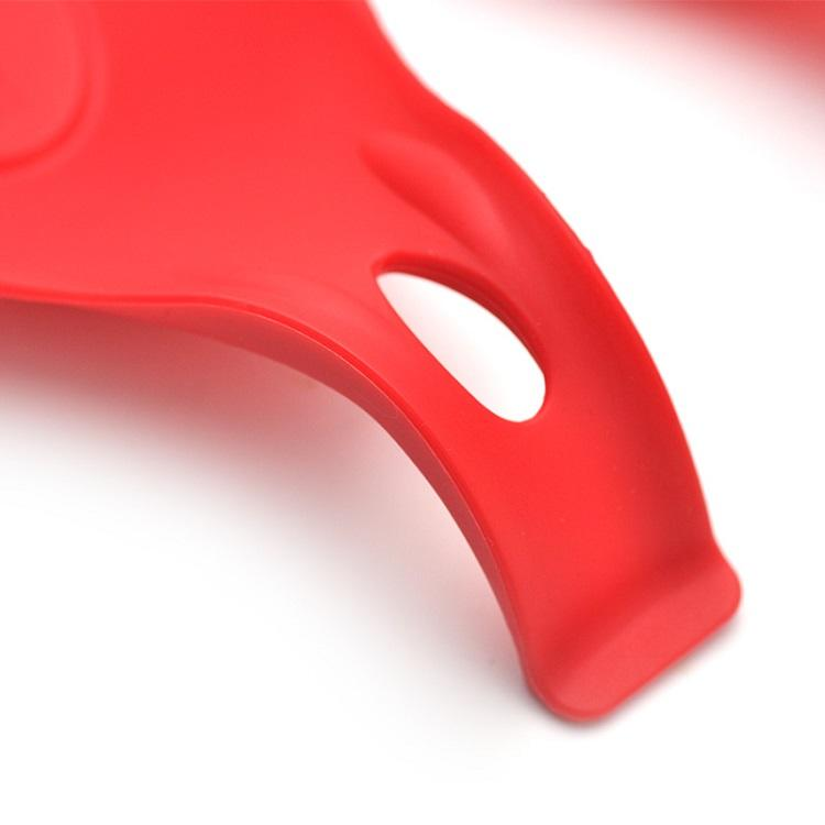 100% Food Grade High Quality Silicone Kitchen Spoon Holder