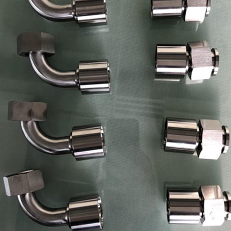 Wholesale Silicone braided hose connector manufacturers for milk machine