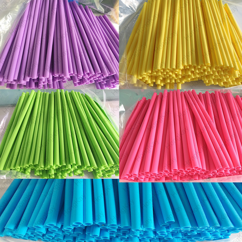 Top Silicone straw resuable for business for food storag-5