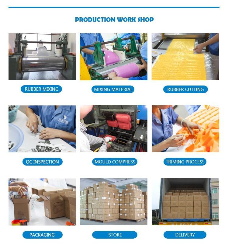 Invotive Custom silicone ice maker supply