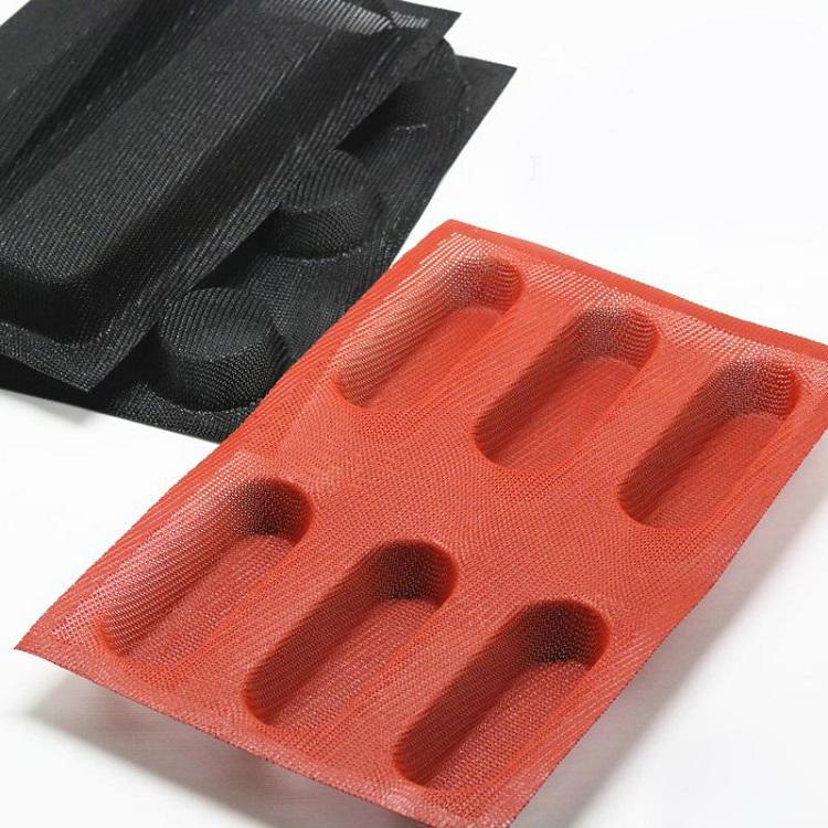 Best Quality Non-stick Silicone Fiberglass Baking Mold